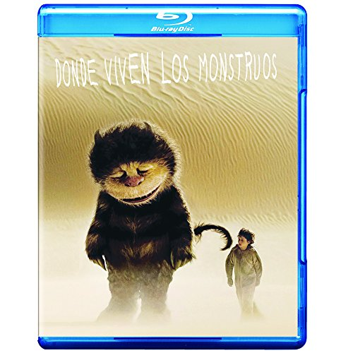 Where the Wild Things Are [Blu-ray] DVD