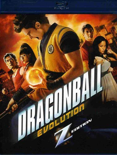 Dragonball: Evolution [Blu-ray] DVD