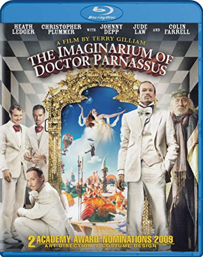 The Imaginarium of Doctor Parnassus [Blu-ray] DVD