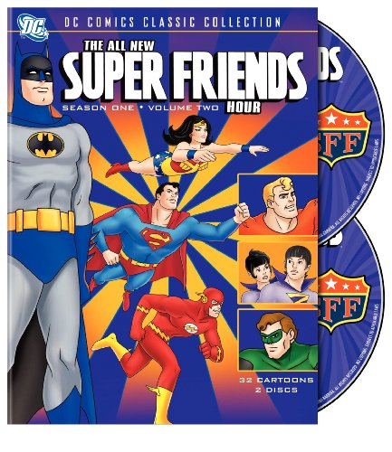 The All New Super Friends Hour: Season One, Volume 2 cover