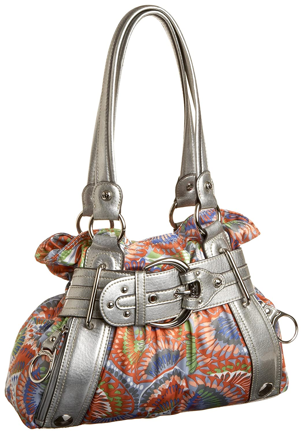 KATHY Van Zeeland Strap Up Belted Shopper from endless.com