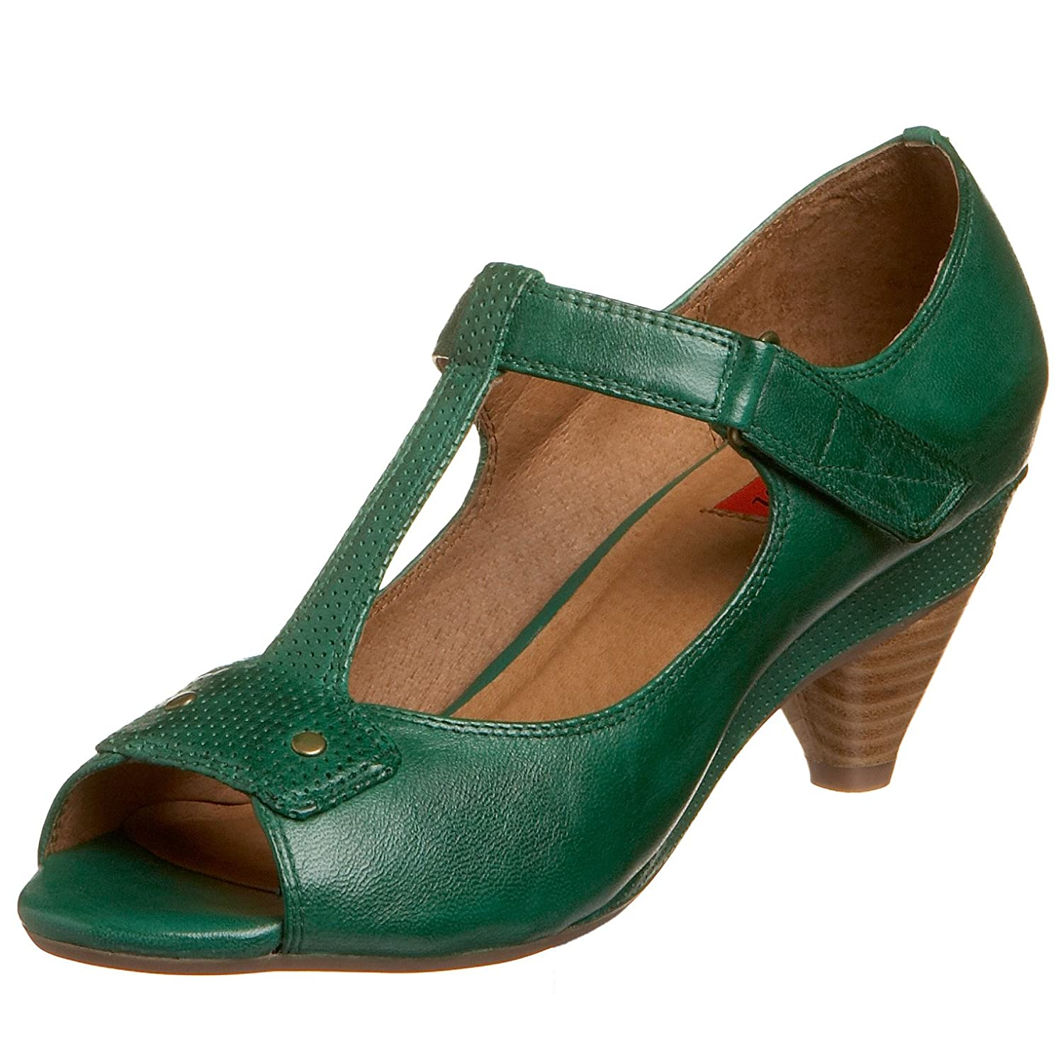 Miz Mooz Rimini T-Strap Pump - Free Overnight Shipping & Return Shipping: Endless.com from endless.com