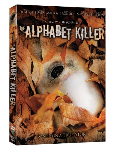 The Alphabet Killer DVD