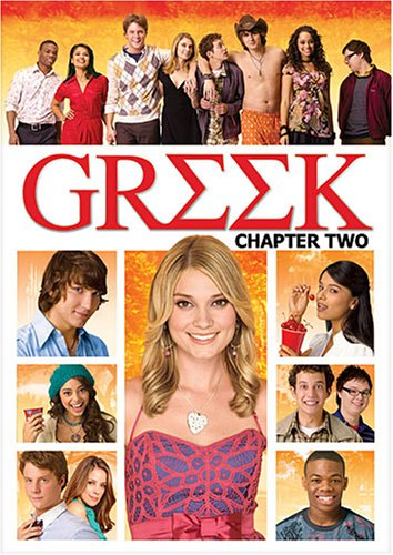 Greek: Chapter Two DVD