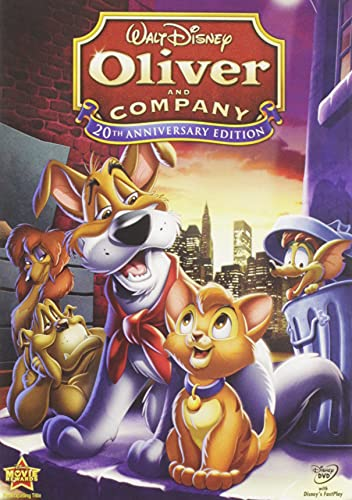 Oliver and Company cover