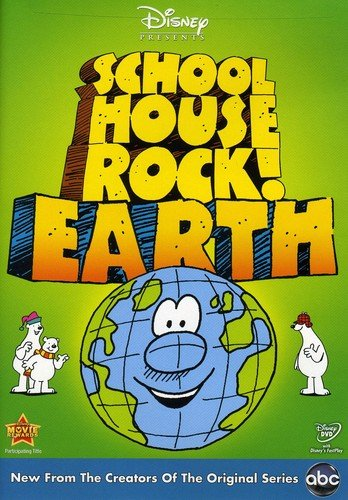 Schoolhouse Rock! Earth cover
