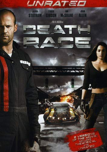 Death Race  DVD