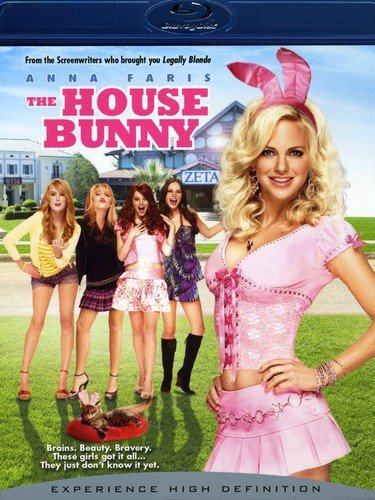 The House Bunny [Blu-ray] DVD