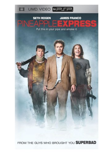 Pineapple Express [UMD for PSP] DVD
