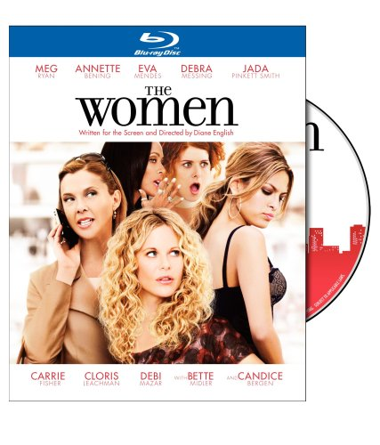 The Women [Blu-ray] DVD