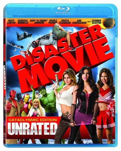 Disaster Movie [Blu-ray] DVD