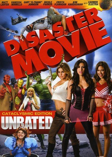 Disaster Movie  DVD
