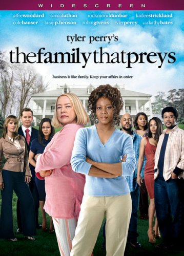 The Family That Preys  DVD