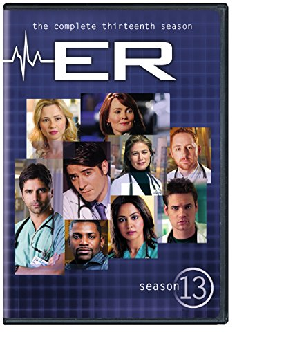 ER: The Complete Thirteenth Season DVD