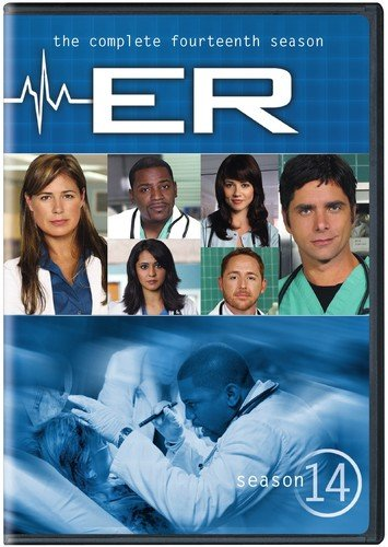 ER: The Complete Fourteenth Season DVD