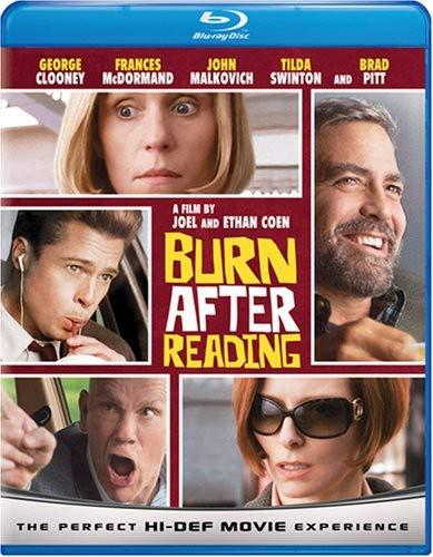 Burn After Reading [Blu-ray] DVD