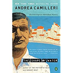 The Shape of Water (The Inspector Montalbano Mysteries Book 1)
