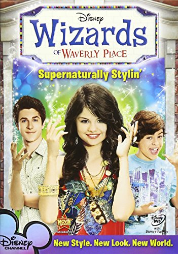 The Wizards of Waverly, Vol. 2: Supernaturally Stylin' DVD