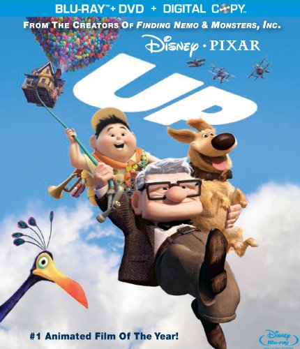 Up (Blu-ray) cover