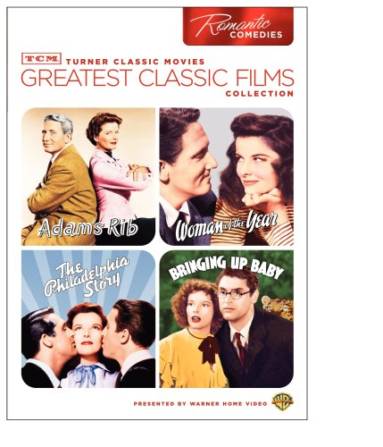 TCM Greatest Classic Films Collection: Romantic Comedies Adam's Rib / Woman of the Year / The Philadelphia Story / Bringing Up Baby