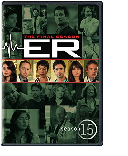 ER: The Complete Fifteenth Season cover