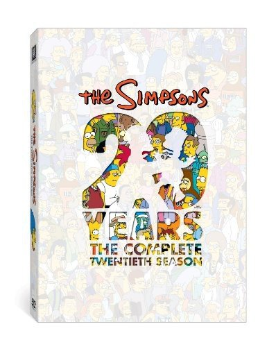 The Simpsons: Season 20 DVD
