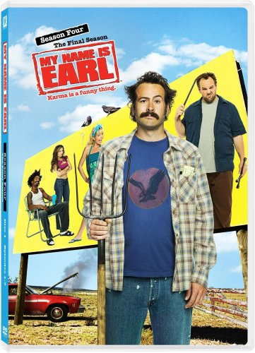 My Name Is Earl: Season 4 DVD