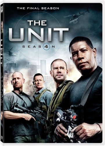 The Unit: Season 4 DVD