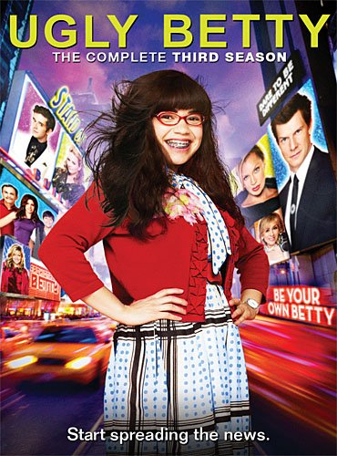 Ugly Betty: Season 3 DVD