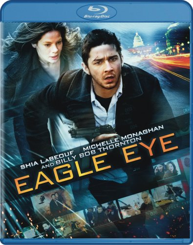 Eagle Eye [Blu-ray] DVD