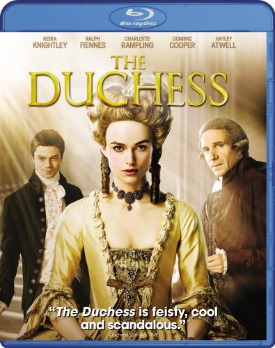 The Duchess [Blu-ray] DVD