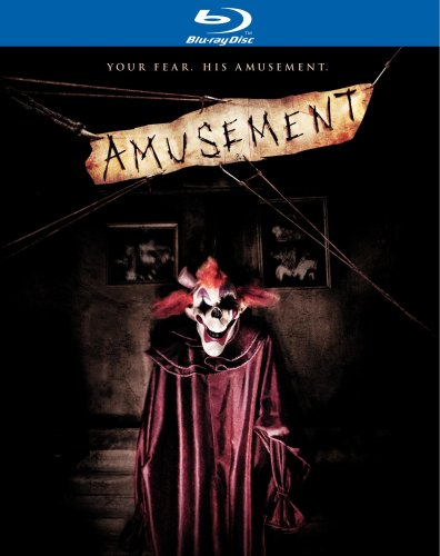 Amusement [Blu-ray] DVD
