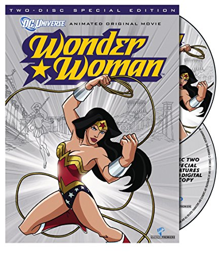 Wonder Woman cover