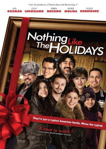 Nothing Like the Holidays DVD