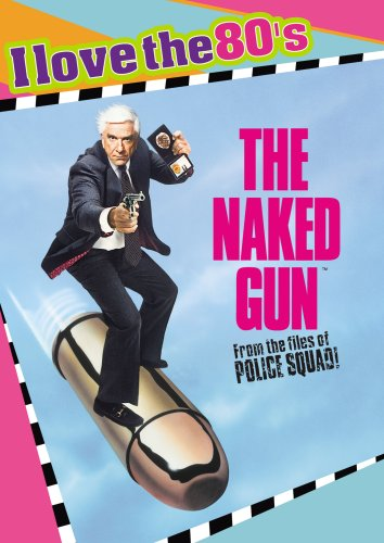 The Naked Gun cover