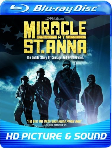 Miracle at St. Anna [Blu-ray] DVD