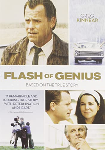 Flash of Genius DVD