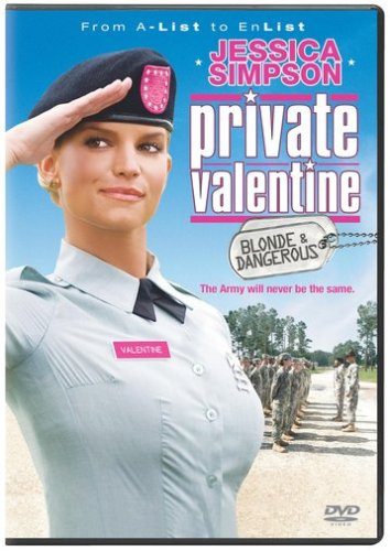 Private Valentine: Blonde & Dangerous DVD