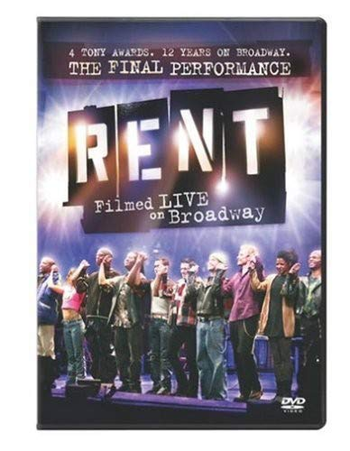 RENT: Filmed Live on Broadway, Michael John Warren, 2008