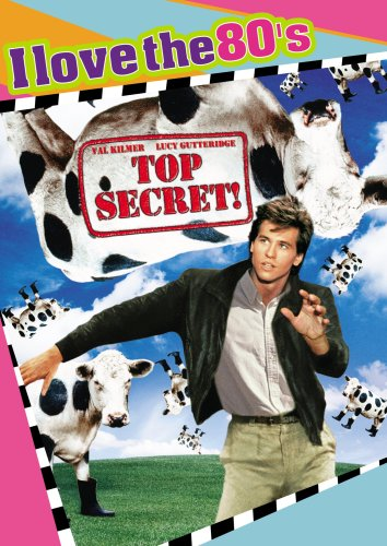 Top Secret! cover