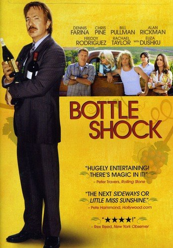 Bottle Shock DVD