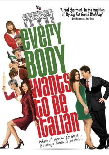Everybody Wants to Be Italian DVD