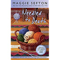 Needled to Death (A Knitting Mystery Book 2)