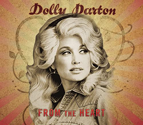 Dolly Parton - From the Heart [DBS Packaging]