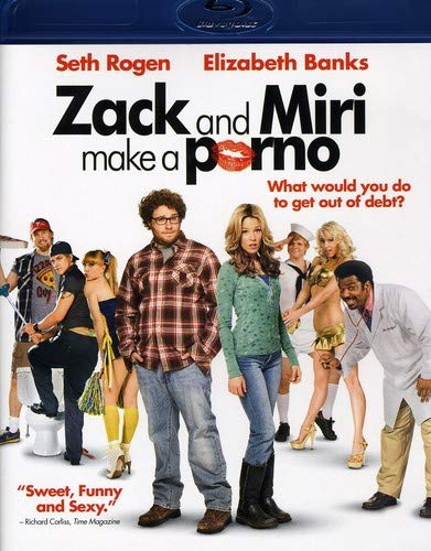 Zack and Miri Make a Porno [Blu-ray] DVD
