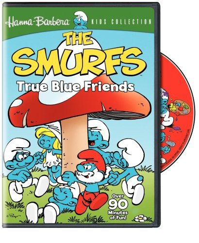 The Smurfs Season 2, Vol. 1: True Blue Friends