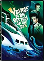 GIVEAWAY: Voyage to The Bottom of the Sea (Season 4, Volume 1 DVDs)