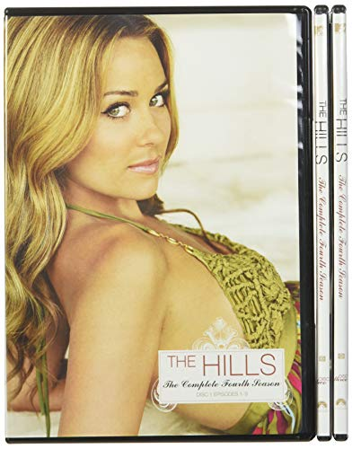 The Hills: The Complete Fourth Season DVD