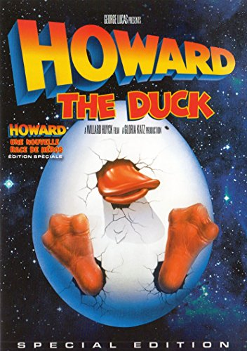 Howard the Duck cover
