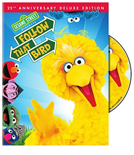 Sesame Street Presents Follow That Bird cover